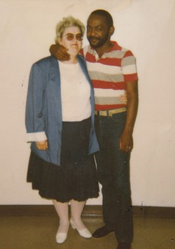 Ray and Barbara Gray circa 1985. - COURTESY OF BARBARA GRAY