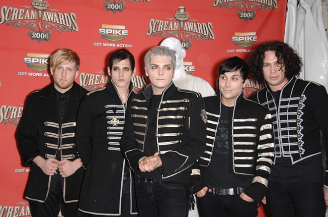 MCR, 2006. - FEATUREFLASH PHOTO AGENCY / SHUTTERSTOCK.COM