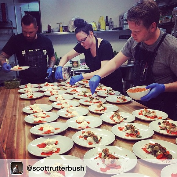 COURTESY OF SCOTT RUTTERBUSH