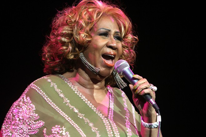 Aretha Franklin. - JSTONE/SHUTTERSTOCK