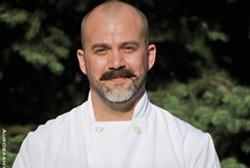 Chef Mark Barbarich - COURTESY OF PEAS & CARROTS HOSPITALITY