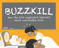 MT'S COVER STORY ON EAA INEPTITUDE