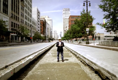 One of the dumbest public transportation projects on the continent? Um ... no. - FRAME GRAB FROM M-1 PROMOTIONAL VIDEO