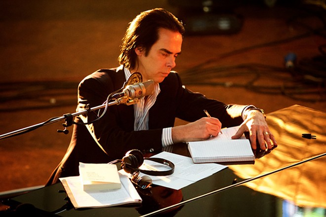 Nick Cave. - KERRY BROWN