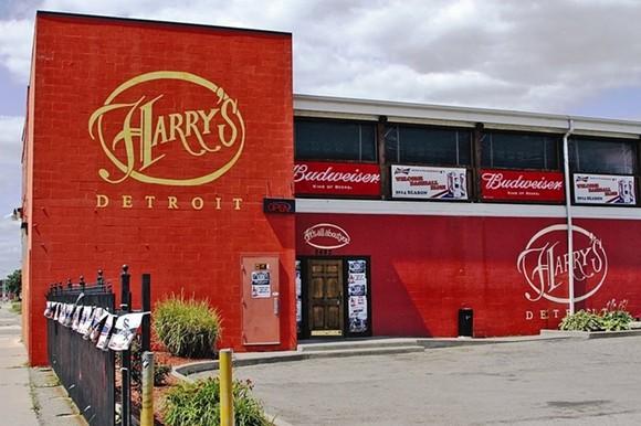 HARRY'S DETROIT/FACEBOOK
