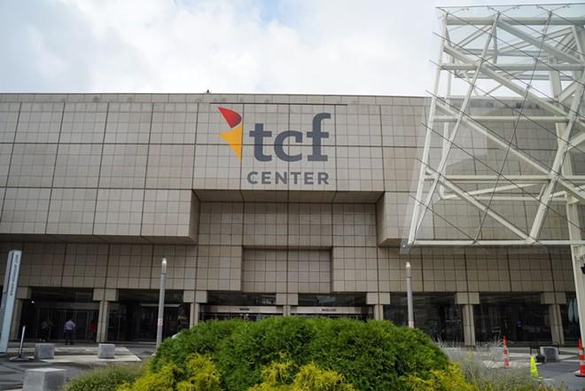 COURTESY OF TCF CENTER