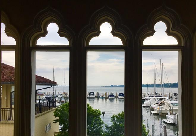 Grosse Pointe Yacht Club. - VIOLET IKONOMOVA