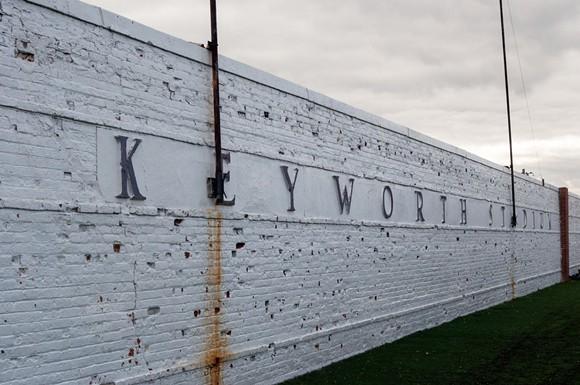Keyworth Stadium - PHOTO VIA DCFC FACEBOOK