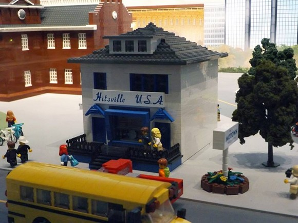 FACEBOOK/LEGOLAND DISCOVERY CENTER