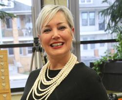 Hamtramck City Manager Katrina Powell. - PHOTO COURTESY KAREN MAJEWSKI