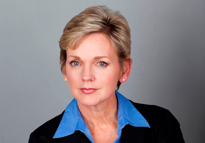 Former Michigan Gov. Jennifer Granholm. - WIKIPEDIA
