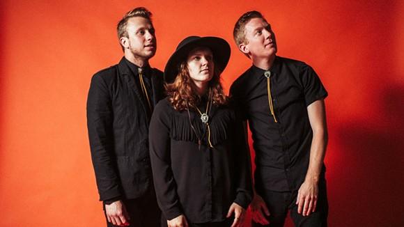 Promotional photo courtesy the band.