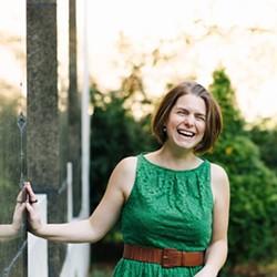 Anna Clark - PHOTO VIA FACEBOOK