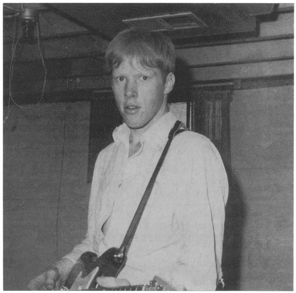 Jandek from the cover of the 'Follow Your Own Footseps' album. - PHOTO COURTESY THE MAKERS OF THE 'JANDEK ON  CORWOOD' FILM.