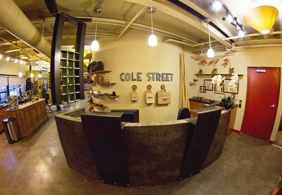 Cole Street Salon, Birmingham - KRISTYN D. ON YELP