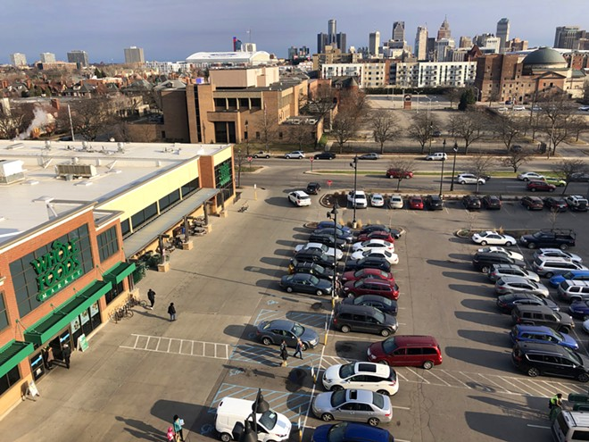 Whole Foods in Detroit. - STEVE NEAVLING