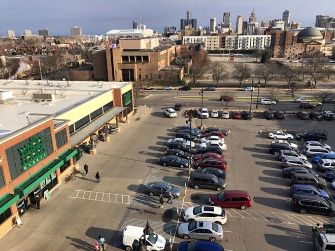Whole Foods in Detroit. - STEVE NEAVLING