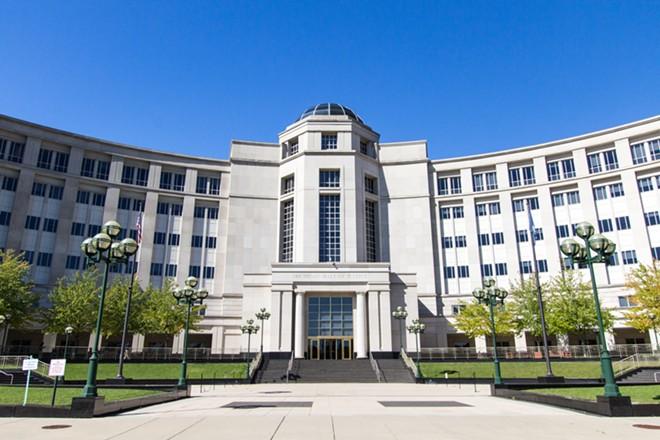 The Michigan Supreme Court. - SHUTTERSTOCK