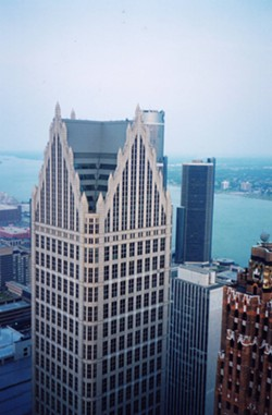 Downtown Detroit. - WIKIMEDIA COMMONS