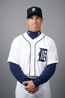 Coach Brad Ausmus. - PHOTO COURTESY OF THE DETROIT TIGERS.