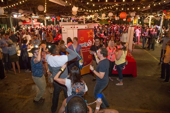 SUMMER BEER FEST 2015 | PHOTO BY DONTAE ROCKYMORE