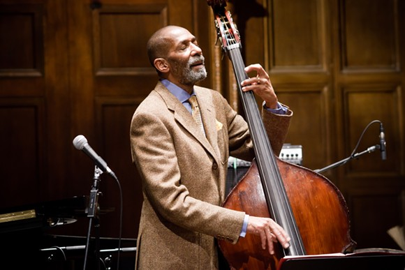 Ron Carter. - COURTESY PHOTO.