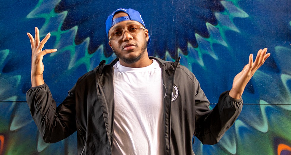 How prolific Detroit rapper GMac Cash has turned going viral into an art form