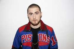 MIKE POSNER | PROMOTIONAL PHOTO