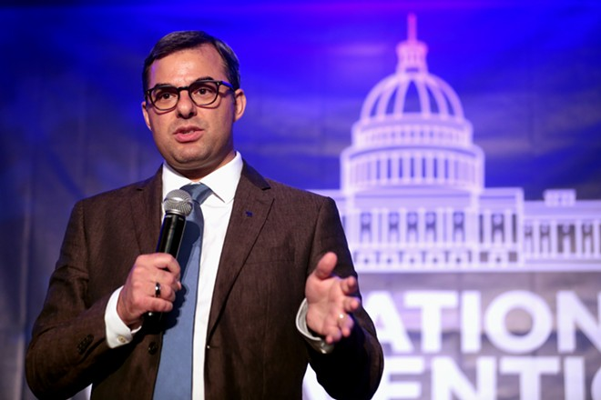 U.S. Rep. Justin Amash. - GAGE SKIDMORE, FLICKR CREATIVE COMMONS