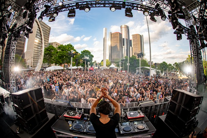 'Movement at Home' Memorial Day weekend livestream will feature Carl Craig, Kevin Saunderson, Matthew Dear, and more