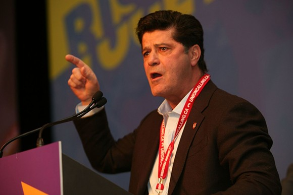 Unifor President Jerry Dias. - PHOTO VIA WIKIPEDIA