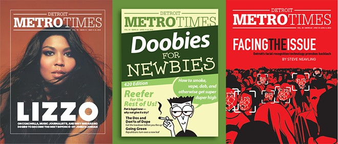 METRO TIMES ARCHIVES