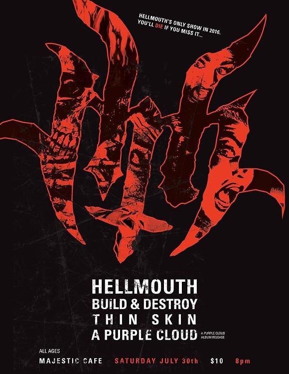 PHOTO VIA HELLMOUTH'S FACEBOOK