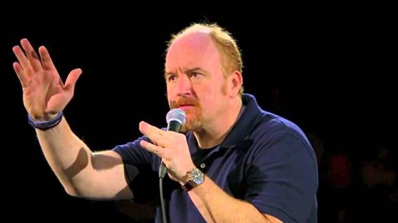 LOUIS C.K. | PHOTO VIA YOUTUBE