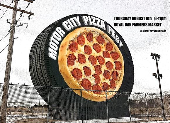 CREDIT: MOTOR CITY PIZZA FEST, VIA FACEBOOK