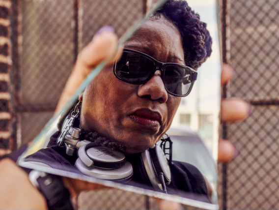 Legendary Detroit DJ Stacey Hotwaxx Hale. - PHOTO BY JEREMY DEPUTAT | COURTESY OF THE RED BULL MUSIC ACADEMY