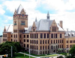 WAYNE STATE UNIVERSITY BUILDING | PHOTO/WIKIPEDIA