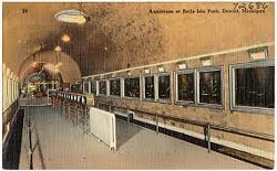 The Belle Isle Aquarium turned 112 this month. - WIKIPEDIA