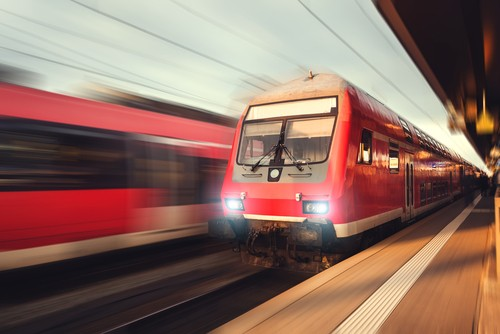 Thanks to rules embedded in the RTA, this modern high-speed passenger train will probably not be a part of our transit future. - IMAGE COURTESY SHUTTERSTOCK
