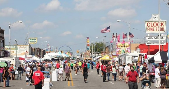 HAMTRAMCK LABOR DAY FESTIVAL/FACEBOOK