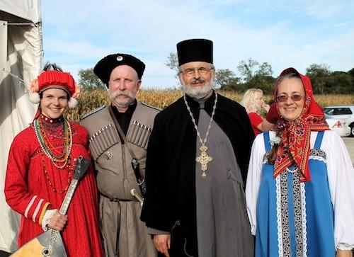 COURTESY RUSSIAN FESTIVAL