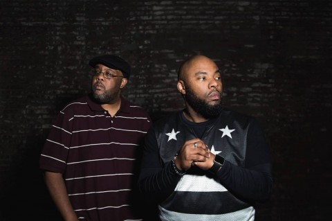 Blackalicious' Gift of Gab and DJ Xcel - THE MAGIC BAG