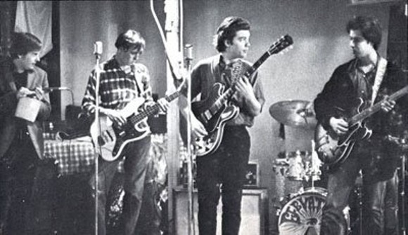 13TH FLOOR ELEVATORS. PHOTO COURTESY SUNDAZED.