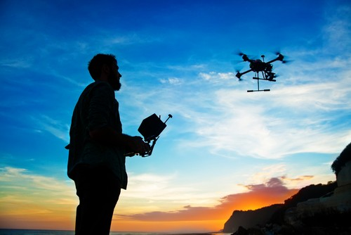 A new panel in Michigan is all set to determine what you can't do with your drone. - PHOTO COURTESY SHUTTERSTOCK