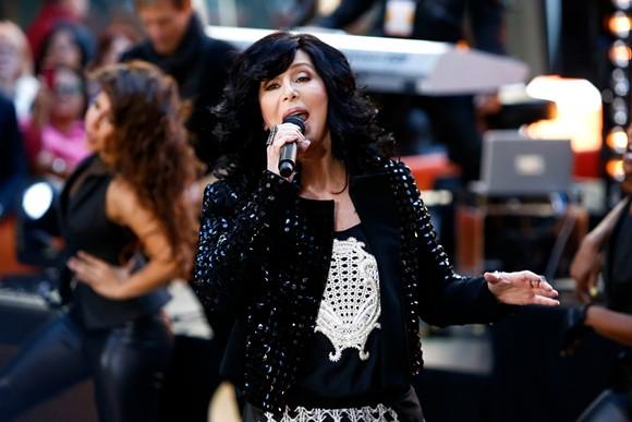 Cher, being a Queen. - SHUTTERSTOCK