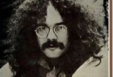 JOHN SINCLAIR FROM THE COVER OF 'CREEM.'