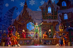Elf the Musical @ Fox Theatre. Courtesy photo.
