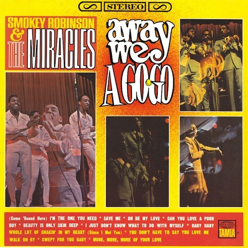 The cover of the original 1966 album by Smokey Robinson & the Miracles. - TAMLA RECORDS