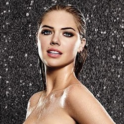 Ice Queen Kate Upton - TWITTER
