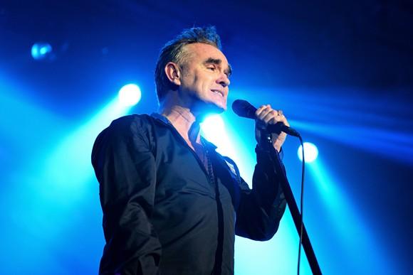 Morrissey. - SHUTTERSTOCK